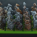 Dwarfs of Karak Ir - Stonebreakers Regiment