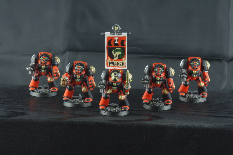 Angels Tigris - Terminators I