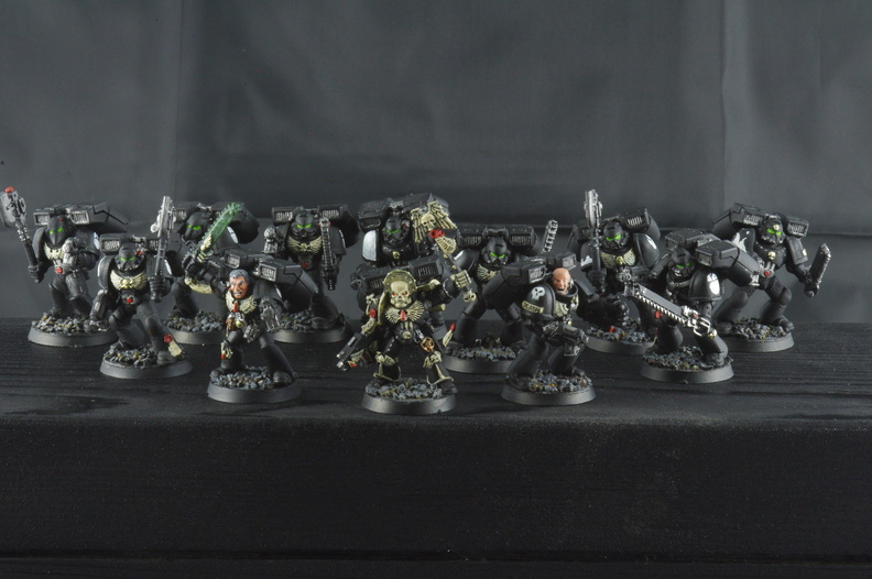 Angels Tigris - Death Company with Jump Packs