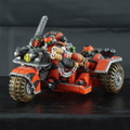Angels Tigris - Assault Bike with Multi-Melta
