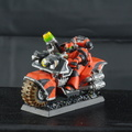 Angels Tigris - Biker with Plasma Gun