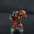 Angels Tigris - Assault Squad I Sergeant with Power Fist & Jump Pack